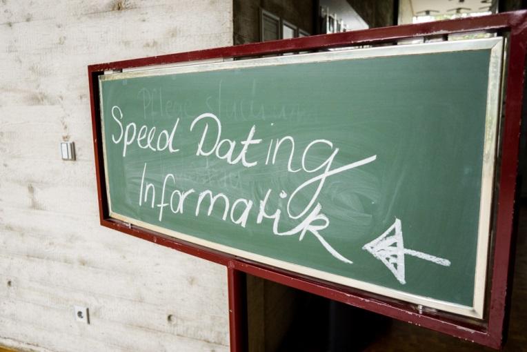 Herausforderung für die Geschwindigkeit, Datating zu werden