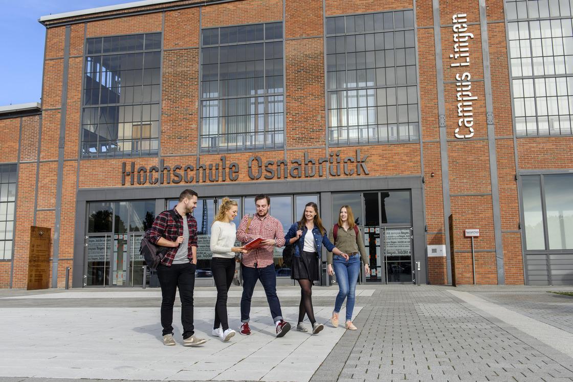 Studieninformationstag Lingen Hochschule Osnabruck