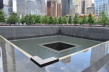 Ground Zero (South Reflecting Pool)